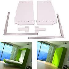 Diy Folding Bed Diy Murphy Wall Bed Springs Mechanism Hardware Kit