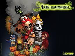 halloween free wallpaper my free wallpapers comics wallpaper i luv halloween