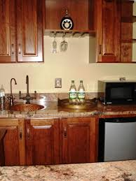 back bar cabinets with sink custom built home bar ideas in ohio
