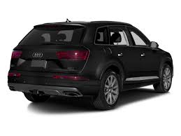 pre owned audi suv certified pre owned 2017 audi q7 2 0t premium suv in rochester