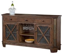 farmhouse wine buffet wine buffet cabinet with hutch