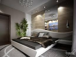 Enchanting  Contemporary Bedroom Designs  Inspiration - Interior design of a bedroom