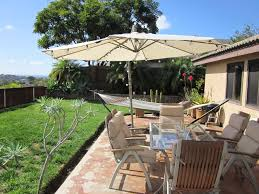 Patio Set With Umbrella by Patio Exrta Large Patio Umbrella With Black Patio Furniture And