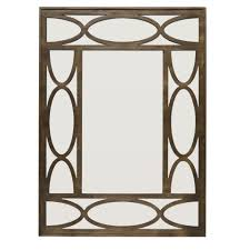candelabra home lattice frame mirror candelabra inc