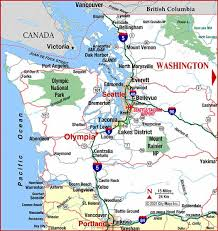 map of wa state highway map of washington state aaccessmaps com