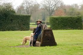 Pets Barn Hartpury Cross Country Schooling Janine Lamy