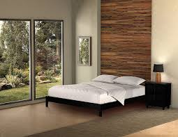 Wooden Platform Bed Frame Plans by All That Casual Elegance With Wooden Platform Bed Frame Bedroom
