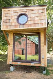 best images about tiny house pinterest homes old world vermont tiny house living dining end the with slider doors
