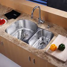 Kitchen Kraus Kitchen Sink Reviews Kraus Sink Kraus Faucets - Kraus kitchen sinks reviews
