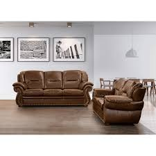 Futura Leather Sofa by Sofas U0026 Loveseats Costco