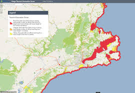 More Sea Level Rise Maps Tsunami Maps Illustrate Sea Level Rise Problem U2013 Climatesafehouse