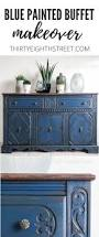Diy Painted Furniture Best 25 Blue Painted Furniture Ideas Only On Pinterest Chalk