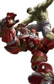 hulk fan art hulk hulkbuster jong hwan 5