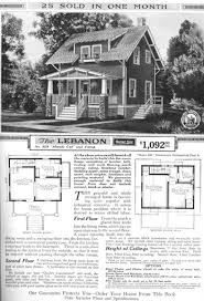 Sears Craftsman House Sears Mail Order Kit Houses Prefab Factory Built 1921