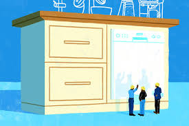 images kitchen islands why kitchen islands are ruining america s kitchens wsj