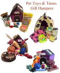 Pet Gift Baskets Cat And Dog Presents Toys Treat Hamper Gifts Filled Pet Hampers