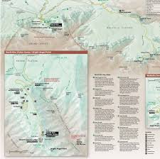 Grand Canyon On A Map Grand Canyon National Park Maplets