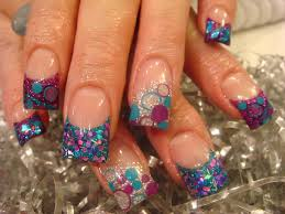inspiring acrylic nail designs ideas be modish