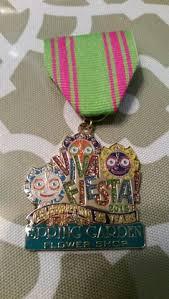 2017 spring garden flower shop fiesta medal fiesta pinterest