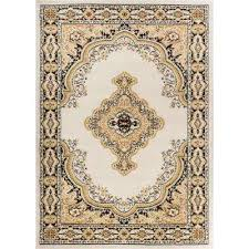 Area Rugs Miami Oriental Well Woven Area Rugs Rugs The Home Depot