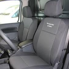 housse de siège avant pour citan en tissu siège passager rabattable