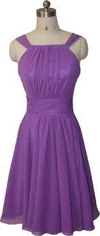 purple bridesmaid dresses 50 get cheap knee length purple bridesmaid dresses 50