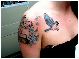 20 free spirited bird tattoos designs with pictures