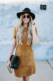 20 style tips on how to wear a suede dress ideas gurl com