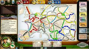 Europe Map Games by 03 Let U0027s Play Ticket To Ride Europe Map Youtube