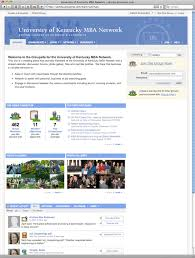 alumni network software groupsite studies
