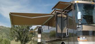 Awning Fabric For Rv Motor Home Carefree Of Colorado