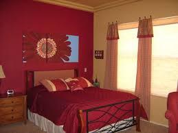 RedWallMasterBedroomPaintColorsDesign Guest Bedroom Decor - Bedroom colors and designs