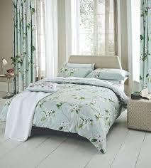 Superking Duvet Bedding Set Amazing Green King Size Bedding Tropical Cream Green