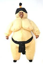 Blow Halloween Costume Inflatable Sumo Wrestler Costume 320679 Trendyhalloween