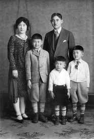 the true of a japanese family that went to war