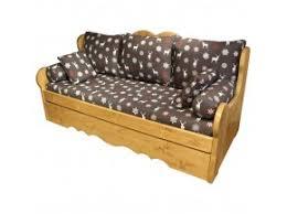 canapé convertible style montagne quelle banquette gigogne pour meubler votre intérieur montagne