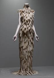 mcqueen wedding dress inspiration from the savage