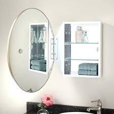 Recessed Bathroom Medicine Cabinets Medicine Cabinets Recessed Medicine Cabinet With Lights And Outlet