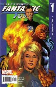 ultimate fantastic covers