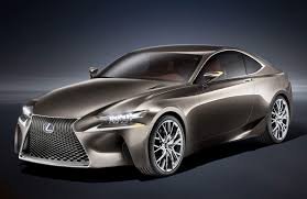 lexus lf lc price lexus plans on launching the lf cc by the end of the year auto types