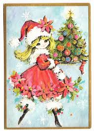 167 best holiday u2022 u2022 vintage greeting cards images on pinterest