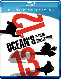 ocean u0027s twelve thirteen blu ray