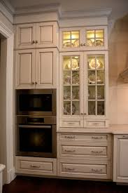 Microwave Inside Cabinet Michigan Residential Home Builders Photos New Home Showcase 1