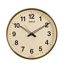 ajanta circular analog wall clock buy ajanta circular analog wall
