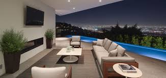 amazing tanager way mansion overlooks downtown los angeles 10