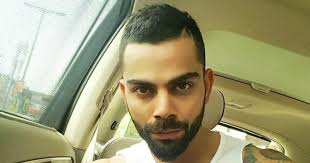 hair style of 1800 check out virat kohli s new hairstyle ahead of the west indies