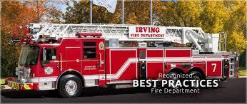 fire irving tx official website