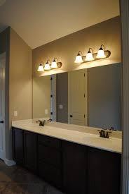 Bathroom Wall Light Fixture - bathroom design wonderful chrome vanity light bronze bathroom