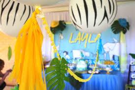 kara u0027s party ideas girly wild safari birthday party kara u0027s party