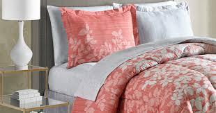 Macy S Comforter Sets On Sale Macy U0027s 8 Piece Bedding Sets Only 29 99 Shipped Regularly 100